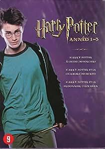 Harry Potter - Années 1 à 3 [Coffret 3 DVD]