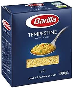 Barilla Tempestine Pasta di Semola di Grano Duro - 500 gr