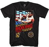 Muhammad Ali - - Herren Box-T-Shirt, XXXXX-Large, Black