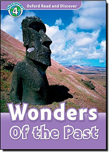 Oxford Read and Discover: Oxford Read & Discover. Level 4. Wonders of the Past: Audio CD Pack