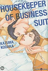 Housekeeper of Business Suit