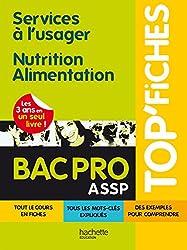 Top'fiches Bac pro ASSP