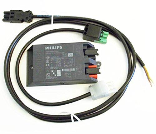 Philips HID-AV C 35-70-C CDM EVG Multiwatt 35 50 70 Gehäusegerät SOFTSTART mit Wieland Steckanschluss und Kabeln