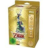 The Legend Of Zelda: Skyward Sword + Telecomando Wii Plus Oro