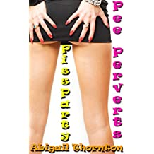 Pee Perverts: Piss Party (Black Dress)