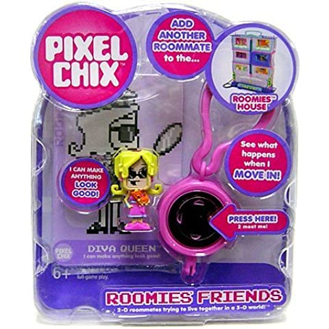 Pixel Chix Beauty Queen by Mattel