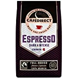 Cafédirect Fairtrade Espresso Roast & Ground Coffee 227g (Pack of 2)