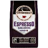 Cafédirect Fairtrade Espresso Roast & Ground Coffee 227g (Pack of 2)