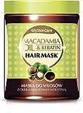 Macadamia-Öl & Keratin Hair Mask–mit natürliche Inhaltsstoffe–300ml