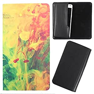 DooDa - For Lenovo S860 PU Leather Designer Fashionable Fancy Case Cover Pouch With Smooth Inner Velvet