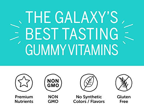 SmartyPants Kids Complete and Fiber Gummy Vitamins: Multivitamin, Inulin Prebiotic Fiber & Omega 3 DHA/EPA Fish Oil, Folate (Methylfolate), Methyl B12, Vitamin D3, 120 count (30 Day Supply)