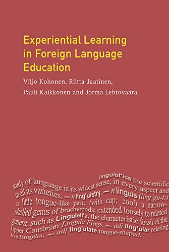 Experiential Learning in Foreign Language Education (Applied Linguistics and Language Study) (English Edition)