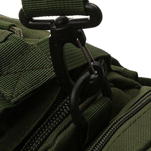Generic Militari Tattici Zaini a Spalla per Campeggio Outdoor Sport Trekking Viaggi e Bici Camuffamento - #4 #1