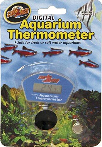 Zoo Med TH-25E Aquarium Digital-Thermometer
