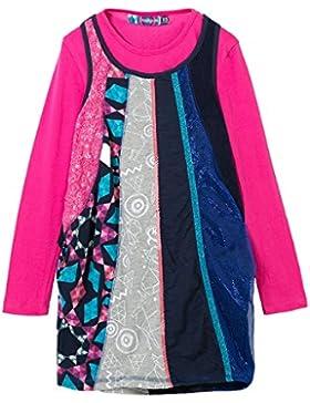 Desigual Mädchen Kleid Vest_Saint Paul