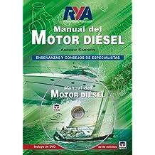 Manual del motor diésel : enseñanzas y consejos de especialistas (Guias Nauticas Imray)
