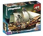 Playmobil - Barco pirata de at...