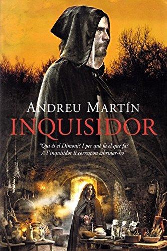 Portada del libro Inquisidor