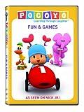 Pocoyo: Fun & Games [DVD] [Region 1] [US Import] [NTSC]