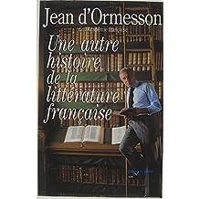 Une autre histoire de la littérature française