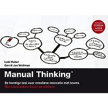 Manual Thinking: de handige tool voor creatieve innovatie met teams