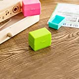 Office Messy Stempel Code Stempel Sicherheit Guard SELFINKING Roller Ihr ID