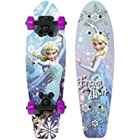 PlayWheels Disney Frozen 21 Wood Cruiser Skateboard - Frozen Heart Graphic by PlayWheels