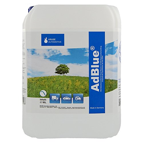 Price comparison product image AdBlue high purity urea solution for SCR Exhaust-gas aftertreatment  incl. Feed tube, 10 Litre