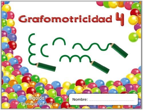 Trazos y trazos 4. Grafomotricidad Educación Infantil (Educación Infantil Algaida. Grafomotricidad) - 9788498775570