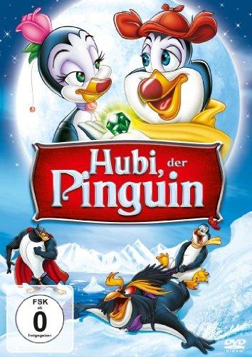 Hubi, der Pinguin