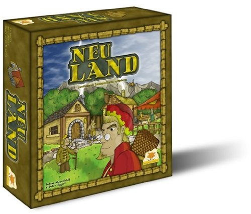 Preisvergleich Produktbild Eggert Spiele 50207 - Neuland