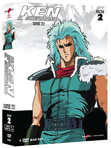 Ken Il Guerriero V.2 (Box 5 Dvd)