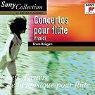 Concerti Pour Flute, Cordes et Basse Continue
