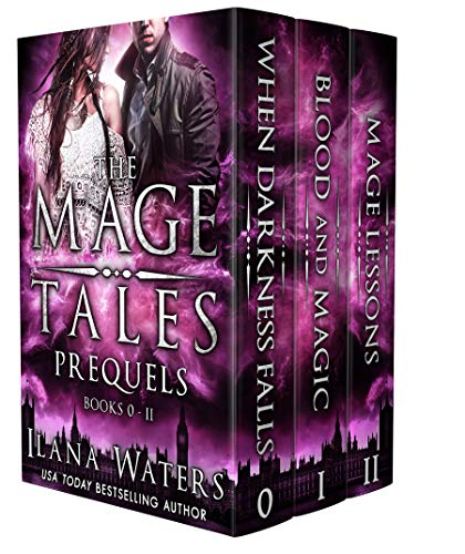 The Mage Tales Prequels, Books 0-II: (An Urban Fantasy Thriller Collection) (English Edition)