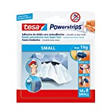 Tesa 58560-00000-01 - Pack de 14 recambios tiras pequeñas de ganchos