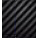 "Disagu Design Skin for Sony PS4 liegend + Controller - motif ""Carbon Look No.3"""