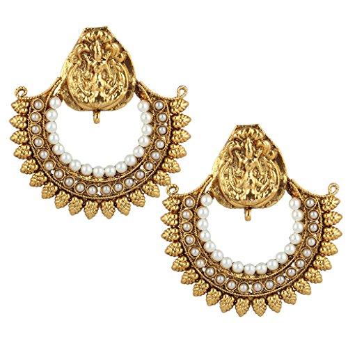 ethnic-leaves-goddess-lakshmi-motif-ram-leela-colourful-stone-earring-pseaz012wh