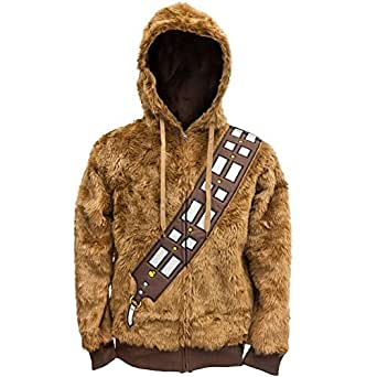Old Glory Star Wars - I Am Chewie Juvy Costume Zip Hoodie - Juvy 4