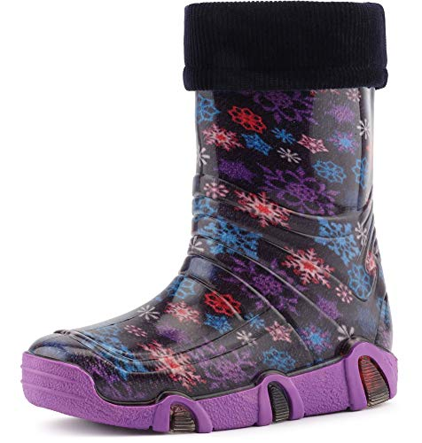 Ladeheid Children´s Wellington Boots WOD