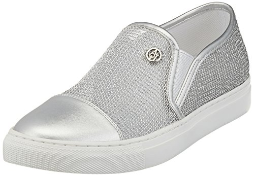 armani-jeans-9251957p583-sneakers-basses-femme-argent-silber-argento-37