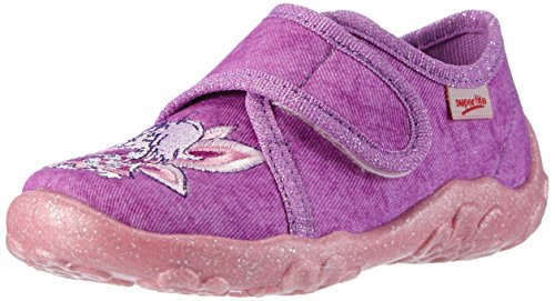 Superfit Bonny, Chaussons fille Violet (lila 76)