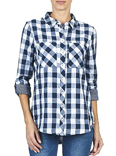 Camicia Only Casey Haley Blu 42 Blue