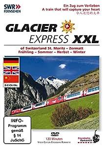 Glacier-Express [Import allemand]