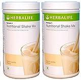 Herbal Life Herbalife Formula 1 Shake 500g Weight Loss - Vanilla Pack of