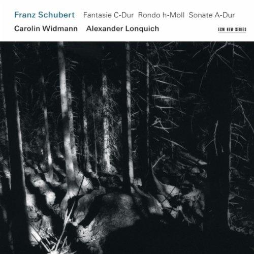 Schubert: Fantasia In C, For Violin And Piano, D.934 - Allegretto