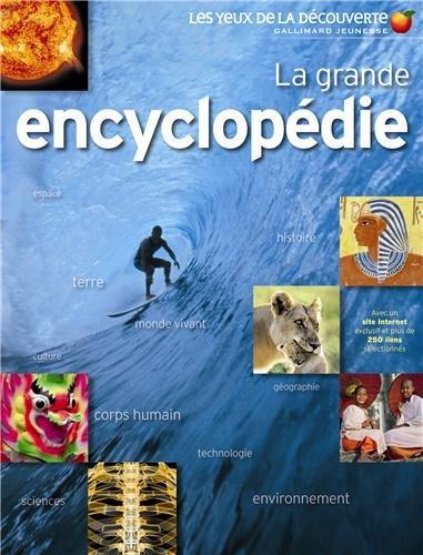 La grande encyclopédie
