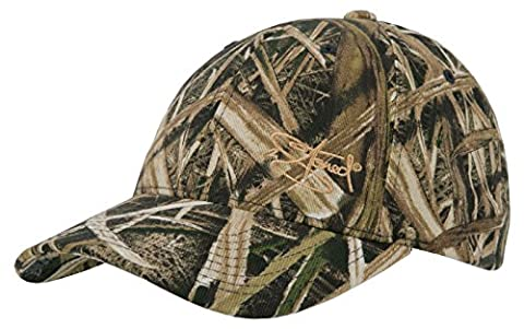 Original Flexfit Camo Cap Realtree Mossy Oak Shadow Grass mit Stick von 2stoned Größe S/M (54cm - 57cm)