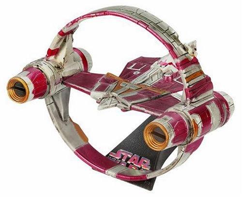 Preisvergleich Produktbild Titanium Series Star Wars 3 Inch Vehicles Episode 2 Jedi Starfighter Hyper Ring