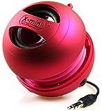 XMI X-Mini II 2eme Génération Haut Parleur Capsule pour iPhone/iPad/iPod/Lecteur MP3/Laptop - Rose