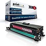 Print-Klex Kompatible Tonerkartusche für HP LaserJet Pro 500 color MFP M570dw LaserJet Pro 500Series HP CE403A CE 403 Rot Magenta - Color Line Serie